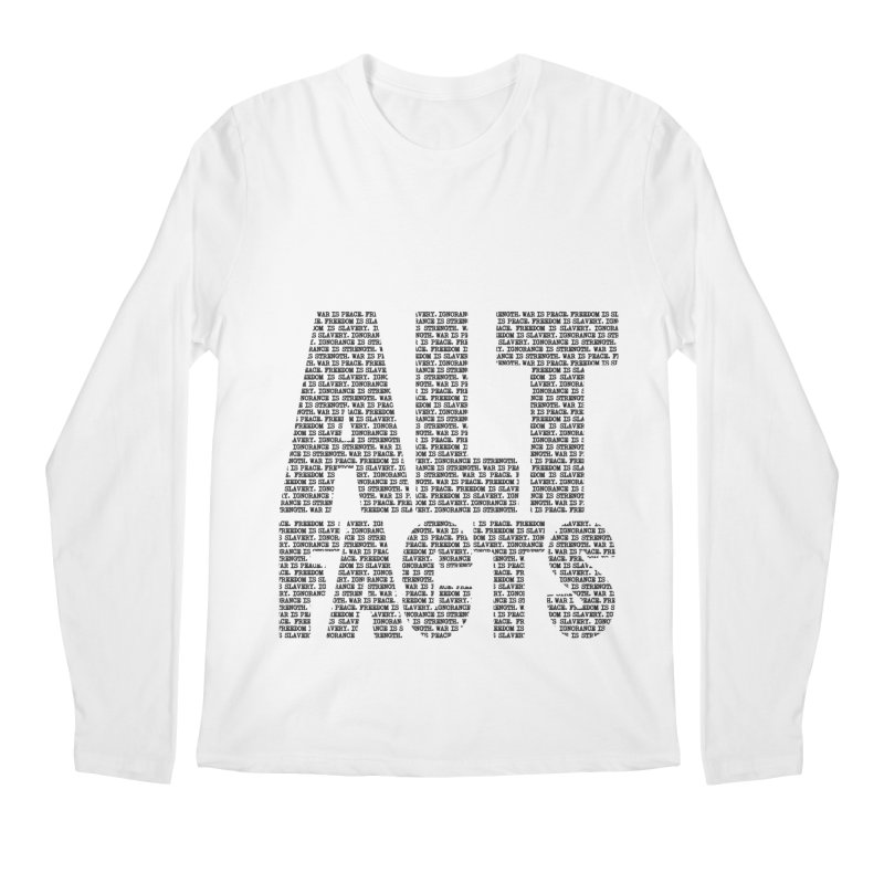 Alternative Facts Men's Longsleeve T-Shirt by Stuff, By Alan Bao