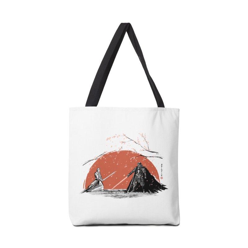 Sakura Showdown Accessories Bag by Stuff, By Alan Bao