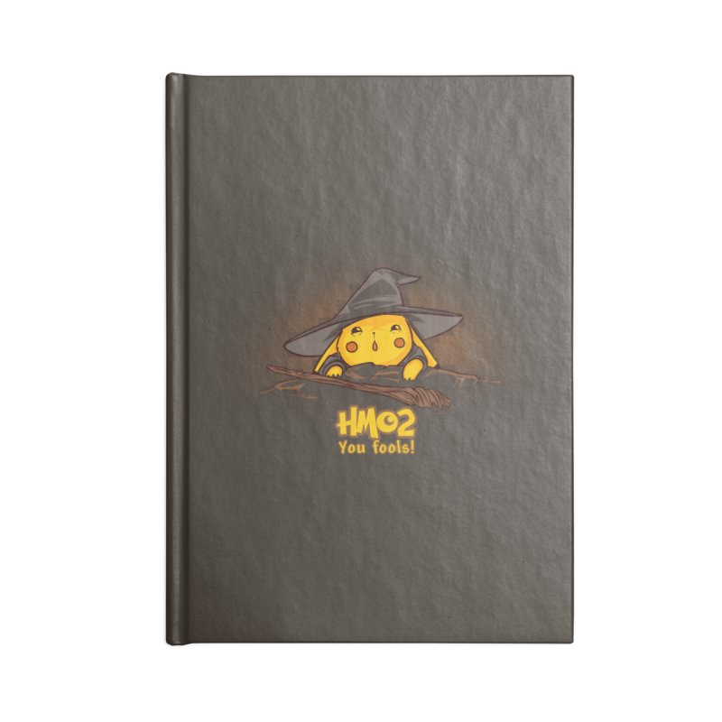Fly, You Fools! Accessories Notebook by Stuff, By Alan Bao