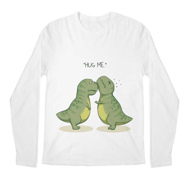 Hug Me Men's Longsleeve T-Shirt by Stuff, By Alan Bao