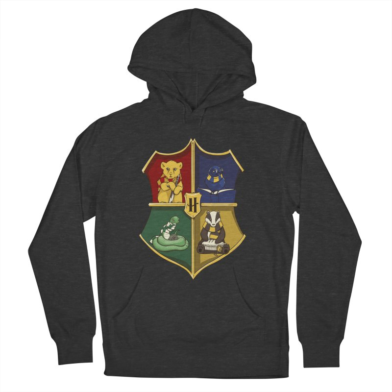 Magical Crest Women's Pullover Hoody by Stuff, By Alan Bao