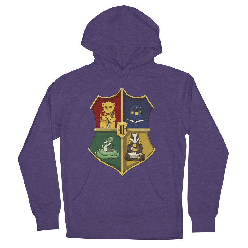 Magical Crest Men's Pullover Hoody by Stuff, By Alan Bao