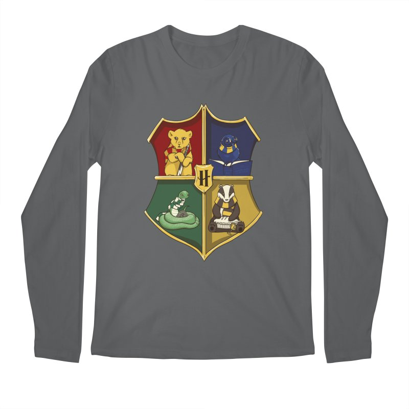 Magical Crest Men's Longsleeve T-Shirt by Stuff, By Alan Bao