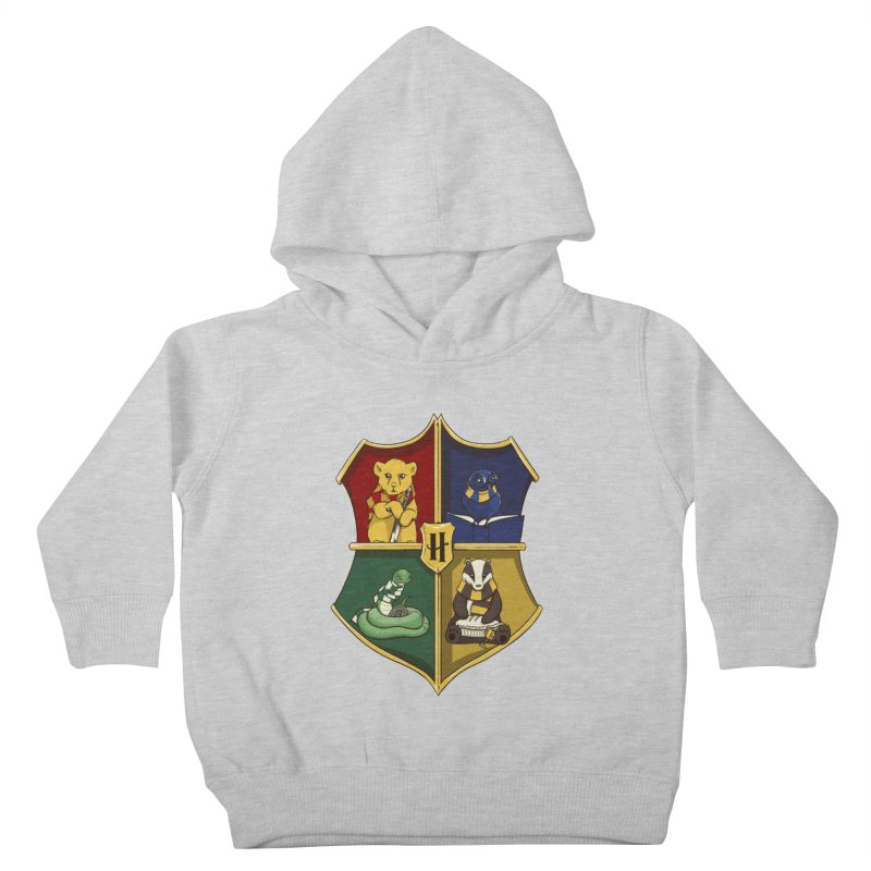 Magical Crest Kids Toddler Pullover Hoody by Stuff, By Alan Bao