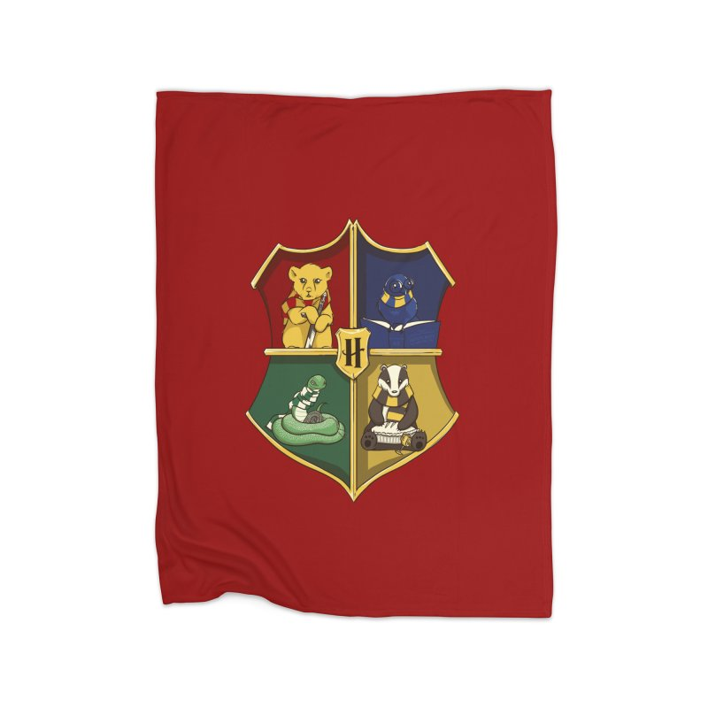 Magical Crest Home Blanket by Stuff, By Alan Bao