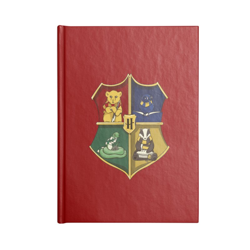 Magical Crest Accessories Notebook by Stuff, By Alan Bao