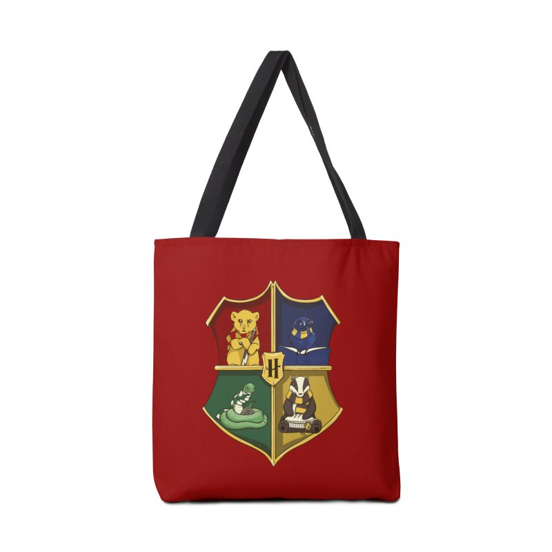 Magical Crest Accessories Bag by Stuff, By Alan Bao