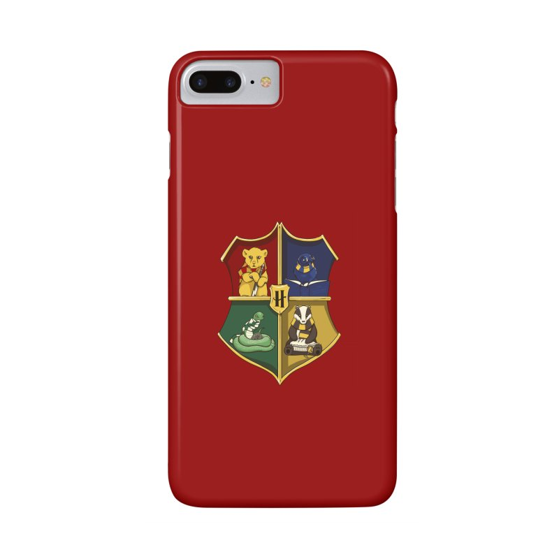 Magical Crest Accessories Phone Case by Stuff, By Alan Bao