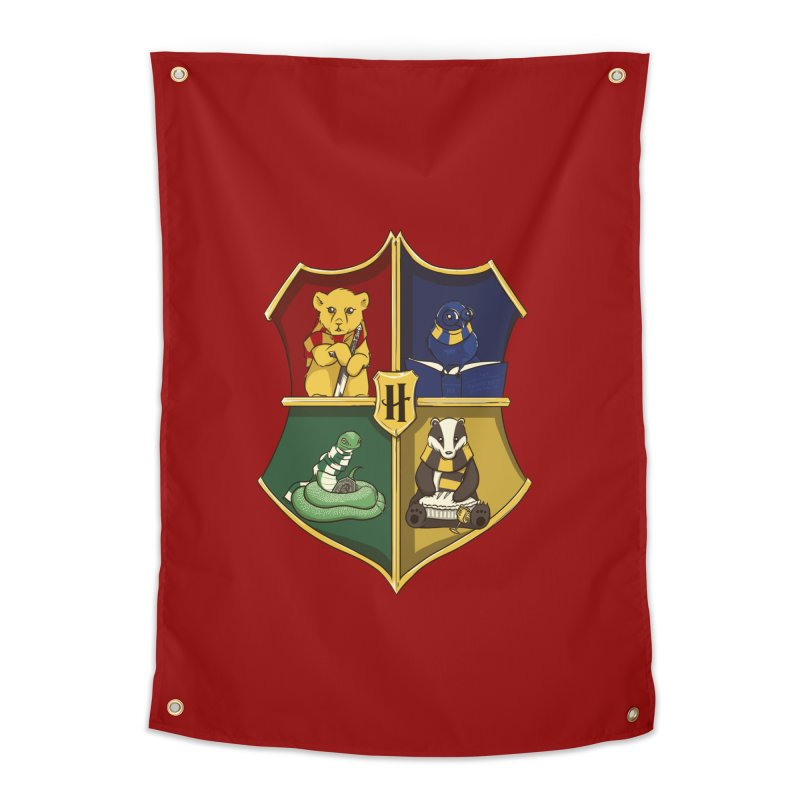 Magical Crest Home Tapestry by Stuff, By Alan Bao