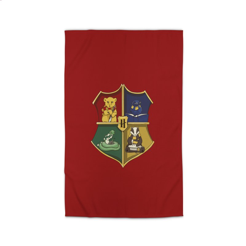 Magical Crest Home Rug by Stuff, By Alan Bao