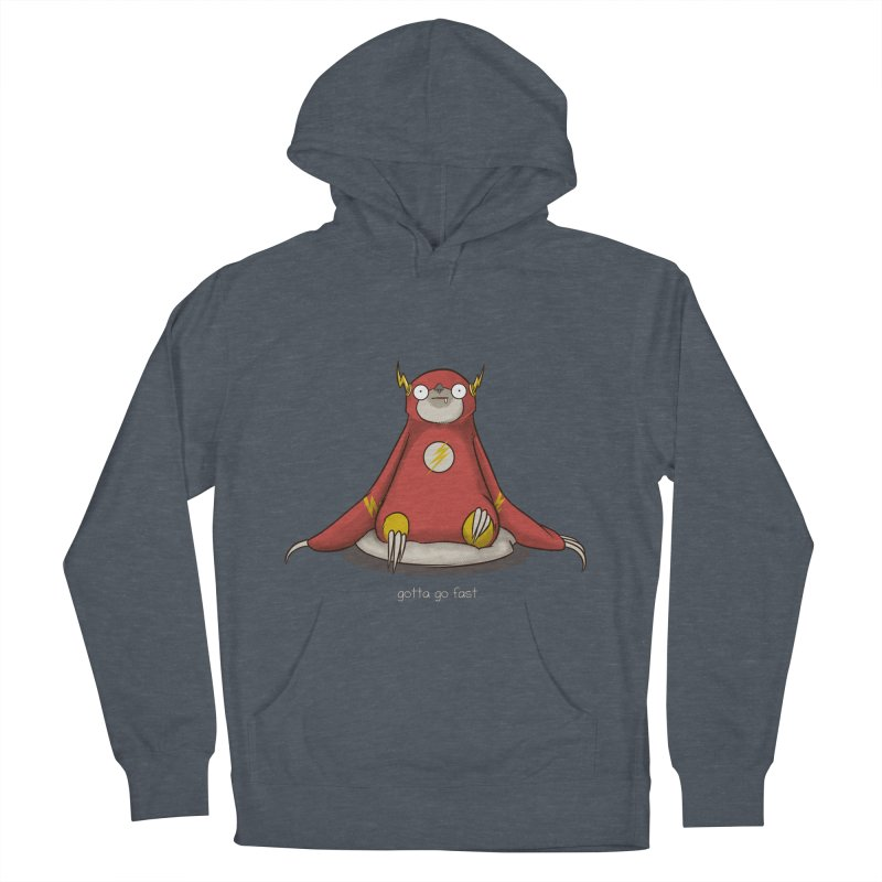 Fast Sloth Women's Pullover Hoody by Stuff, By Alan Bao