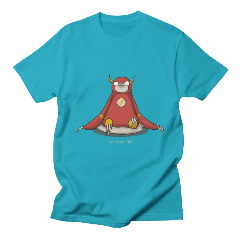Fast Sloth Women's Unisex T-Shirt by Stuff, By Alan Bao