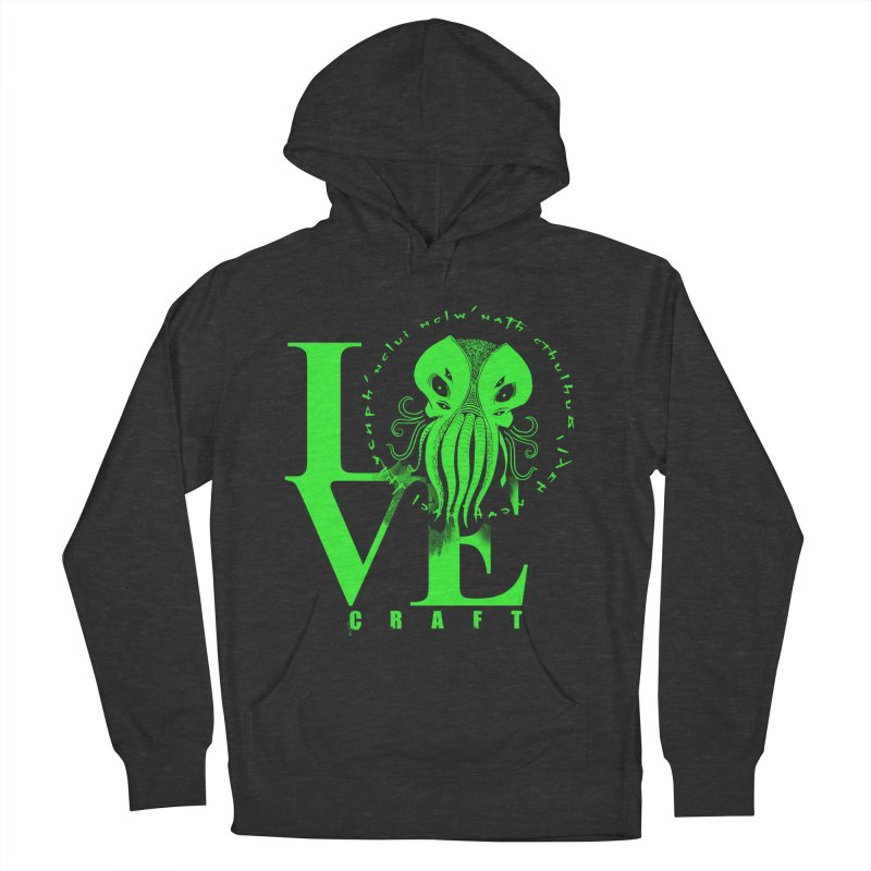 Love Lovecraft Men's Pullover Hoody by Stuff, By Alan Bao