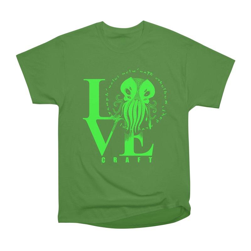Love Lovecraft Men's Classic T-Shirt by Stuff, By Alan Bao