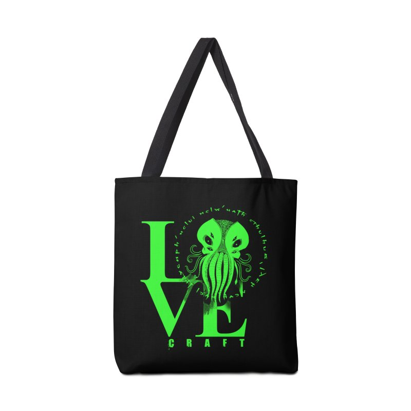 Love Lovecraft Accessories Bag by Stuff, By Alan Bao