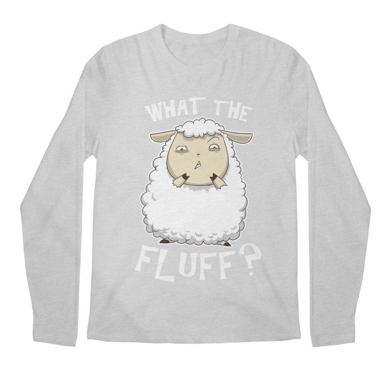 What the Fluff? Men's Longsleeve T-Shirt by Stuff, By Alan Bao