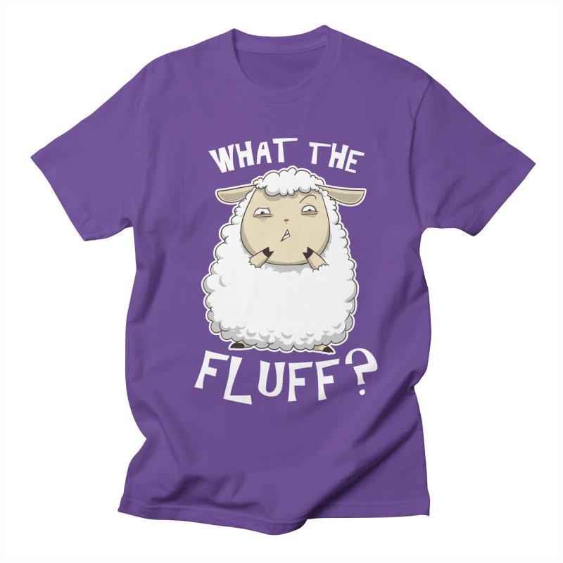 What the Fluff? Women's Unisex T-Shirt by Stuff, By Alan Bao