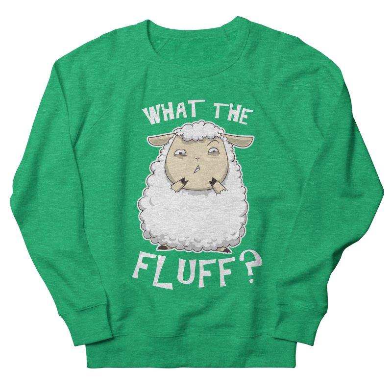 What the Fluff? Men's Sweatshirt by Stuff, By Alan Bao