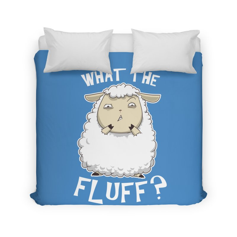 What the Fluff? Home Duvet by Stuff, By Alan Bao