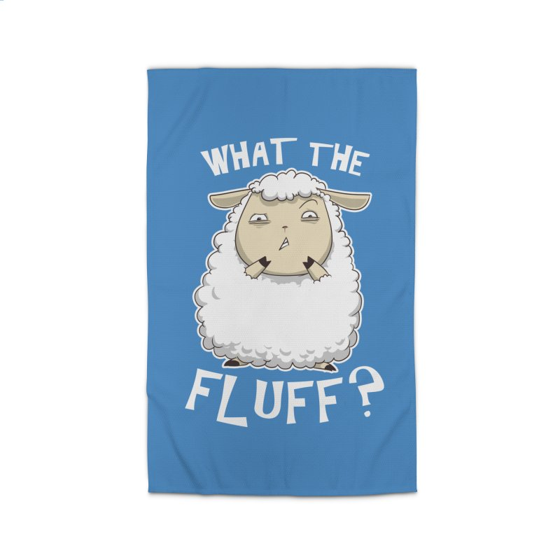 What the Fluff? Home Rug by Stuff, By Alan Bao