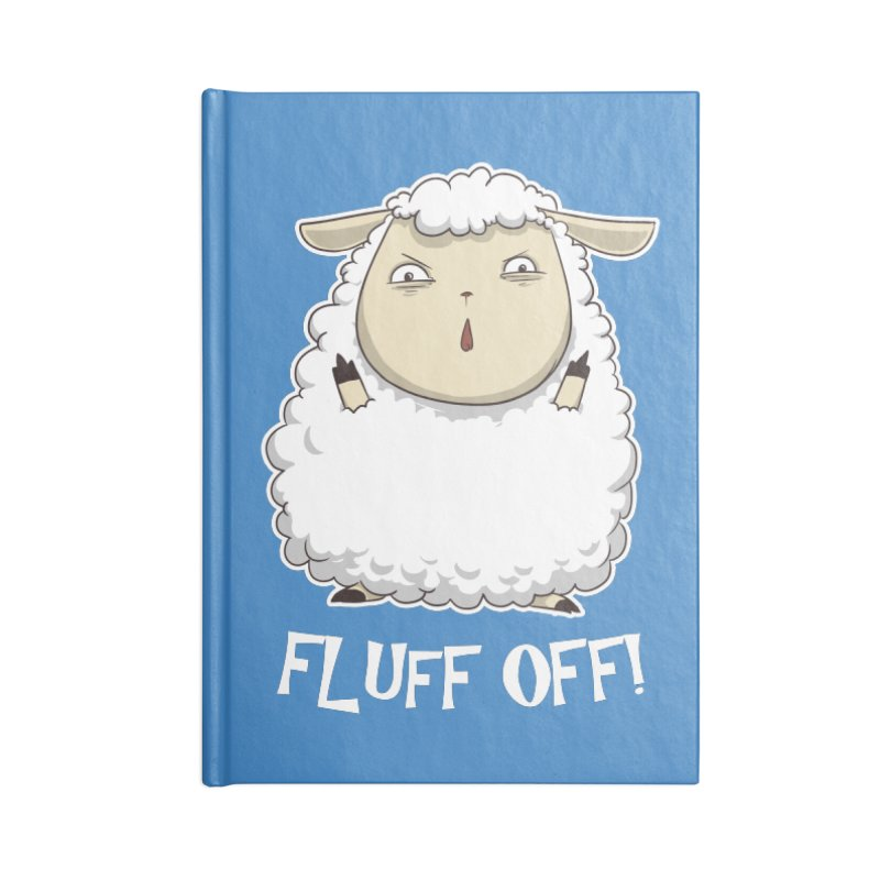 Fluff Off! Accessories Notebook by Stuff, By Alan Bao