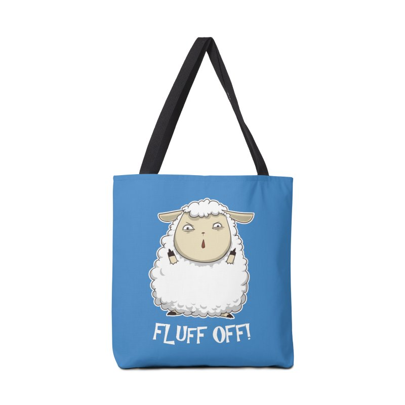 Fluff Off! Accessories Bag by Stuff, By Alan Bao