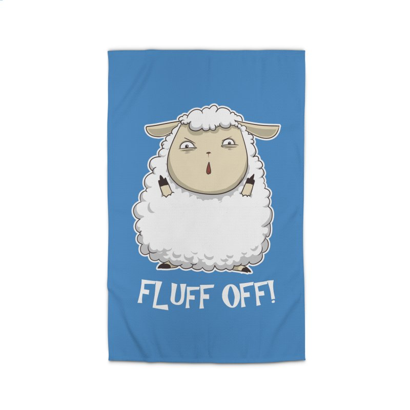 Fluff Off! Home Rug by Stuff, By Alan Bao