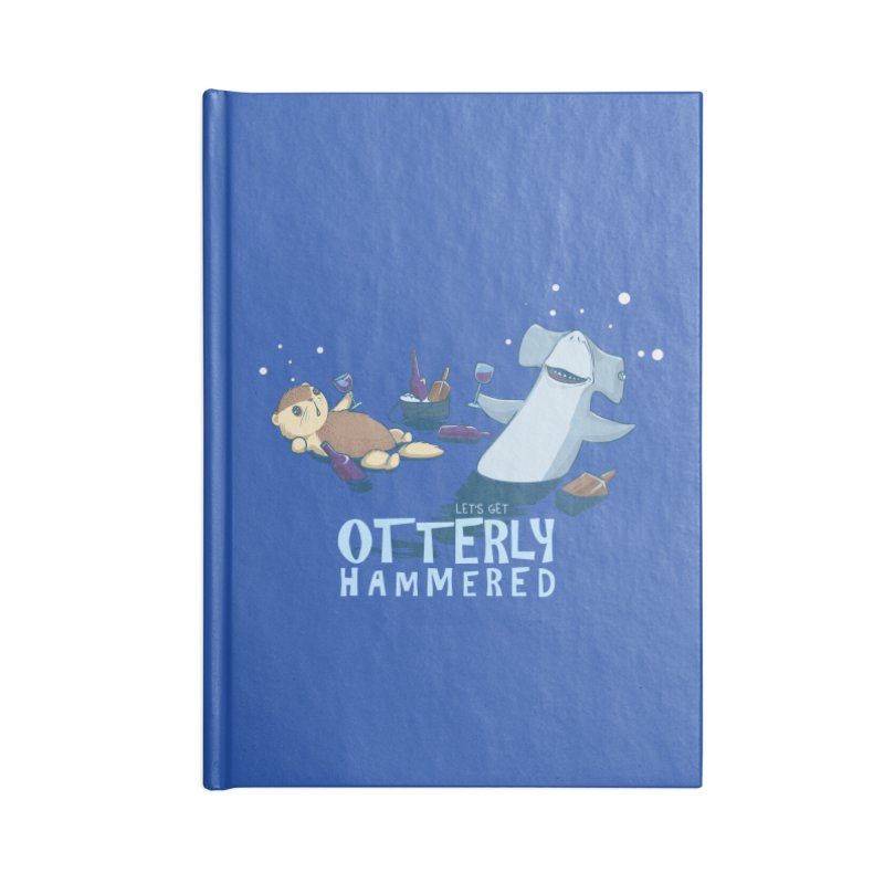 Otterly Hammered Accessories Notebook by Stuff, By Alan Bao