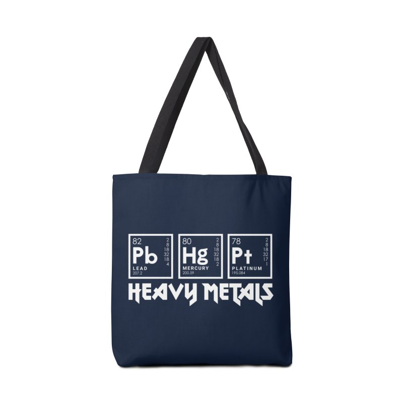 Heavy Metals Accessories Bag by Stuff, By Alan Bao