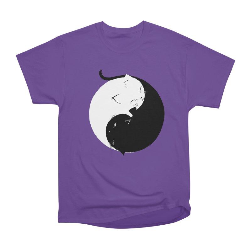 Yin Yang Kittens Men's Classic T-Shirt by Stuff, By Alan Bao