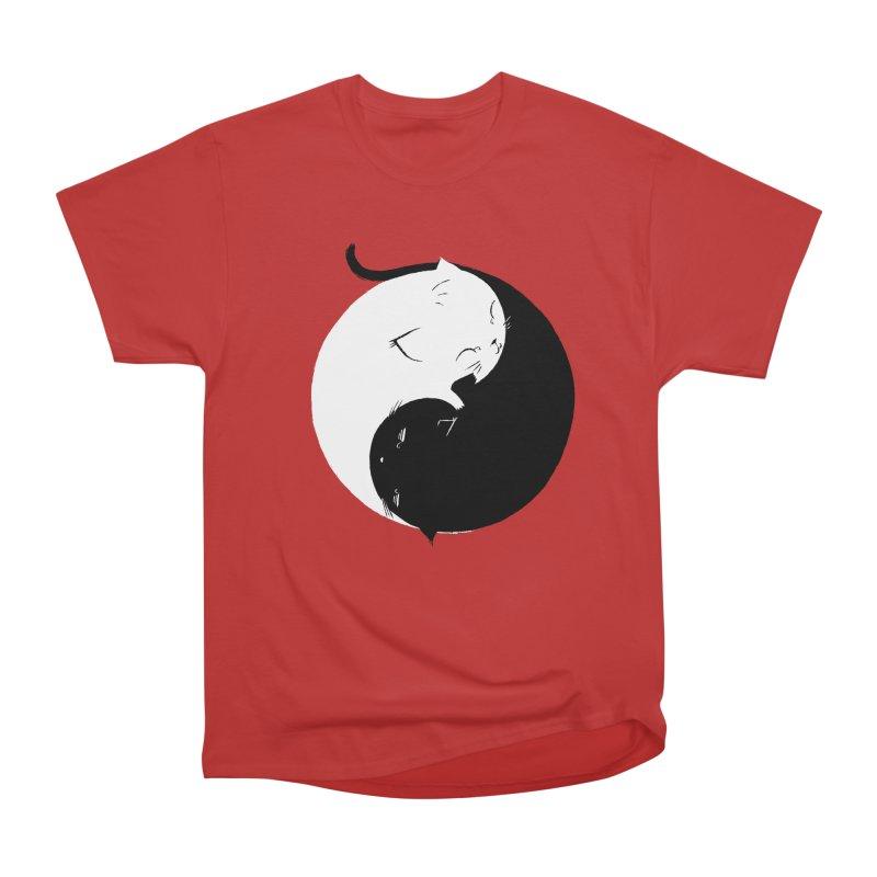 Yin Yang Kittens Women's  by Stuff, By Alan Bao