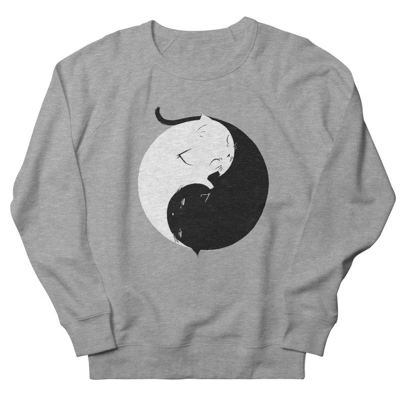 Yin Yang Kittens Women's Sweatshirt by Stuff, By Alan Bao