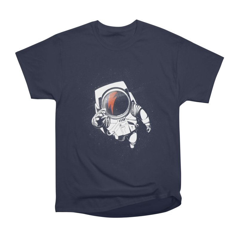 Stardust Men's Heavyweight T-Shirt by Stuff, By Alan Bao