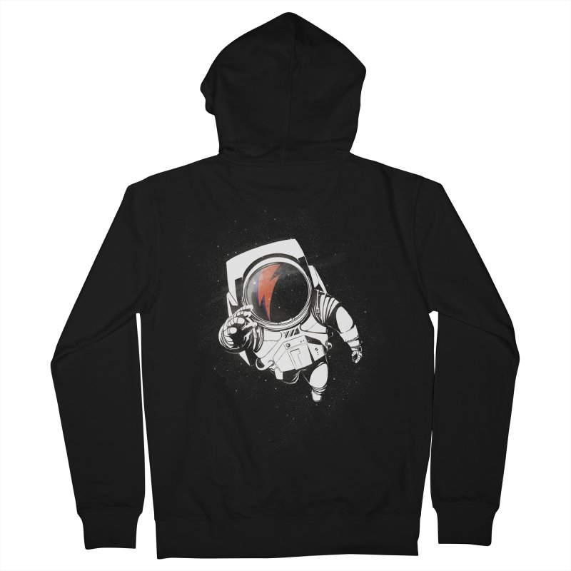 Stardust Women's French Terry Zip-Up Hoody by Stuff, By Alan Bao