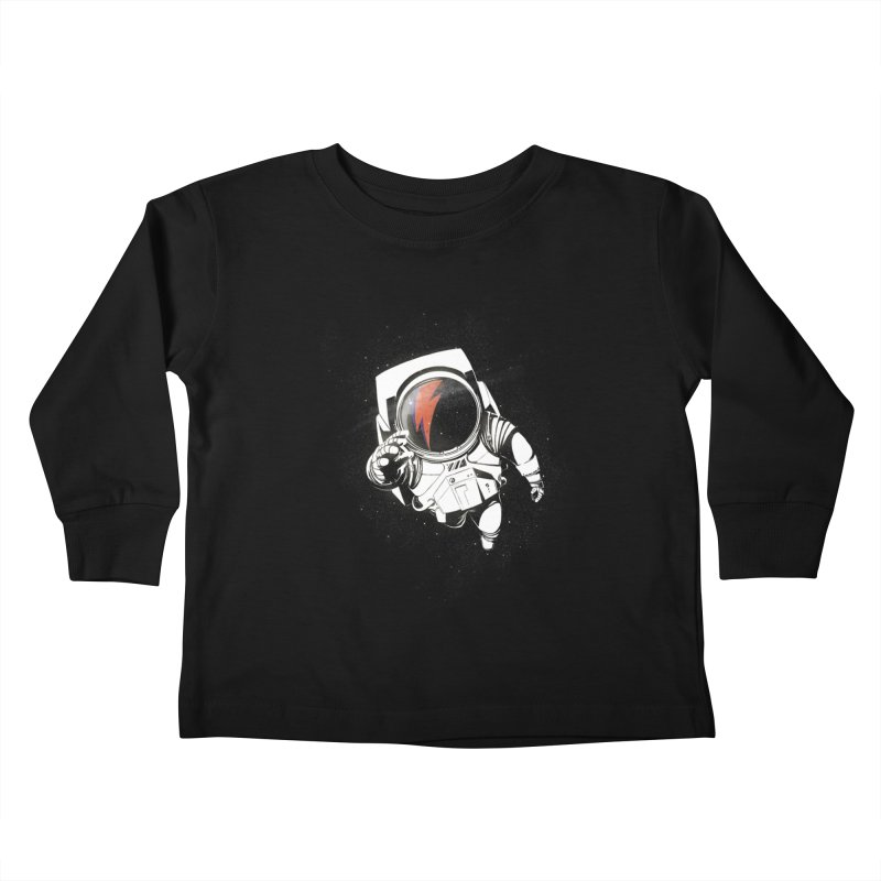 Stardust Kids Toddler Longsleeve T-Shirt by Stuff, By Alan Bao