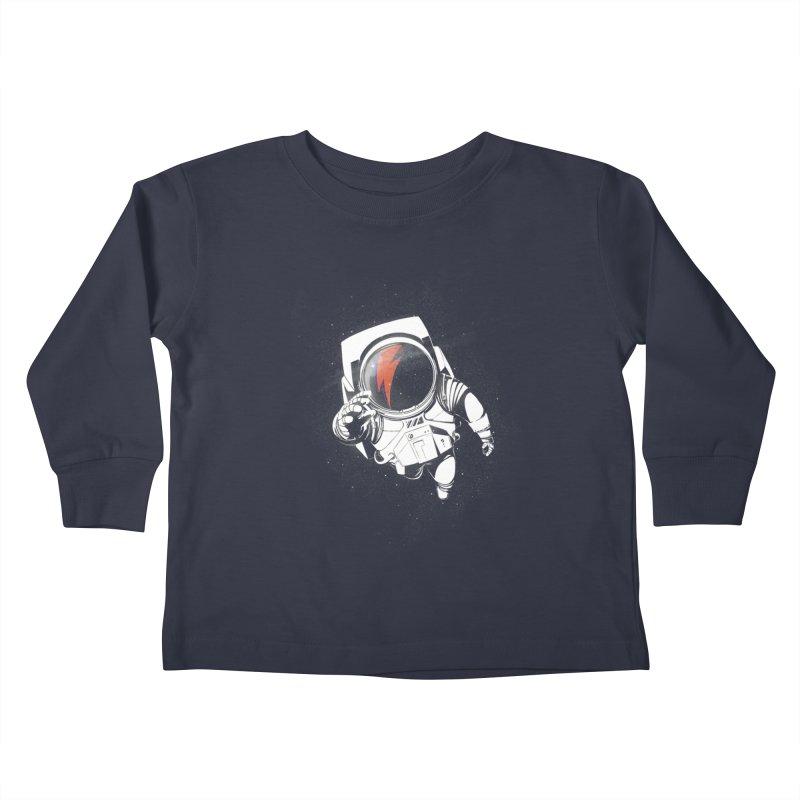 Stardust Kids Toddler Longsleeve T-Shirt by Stuff, By Alan Bao