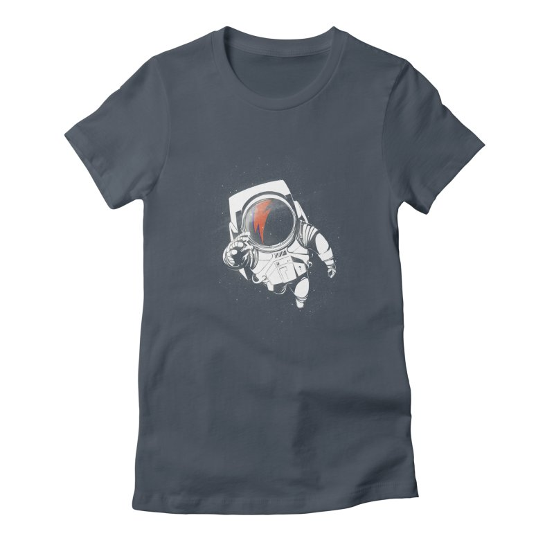 Stardust Women's Fitted T-Shirt by Stuff, By Alan Bao