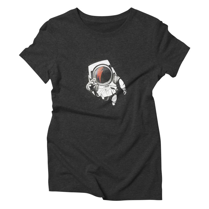Stardust Women's Triblend T-Shirt by Stuff, By Alan Bao