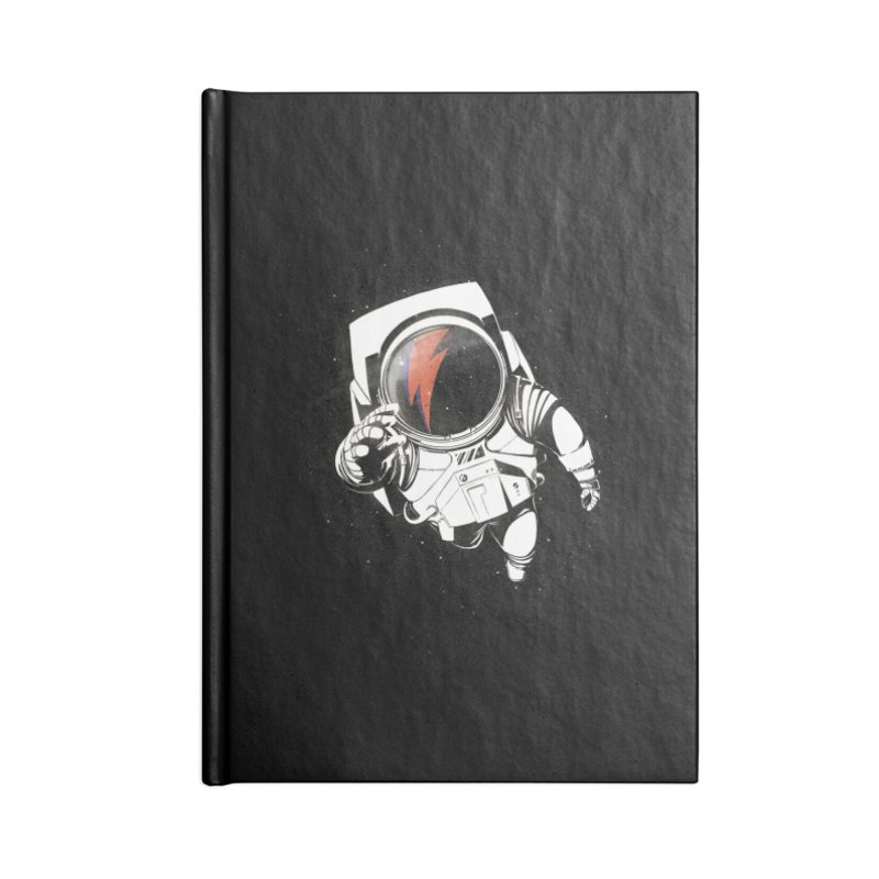 Stardust Accessories Notebook by Stuff, By Alan Bao