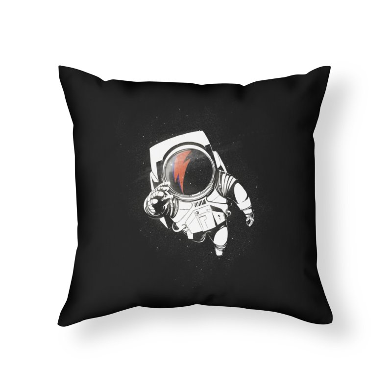 Stardust Home Throw Pillow by Stuff, By Alan Bao