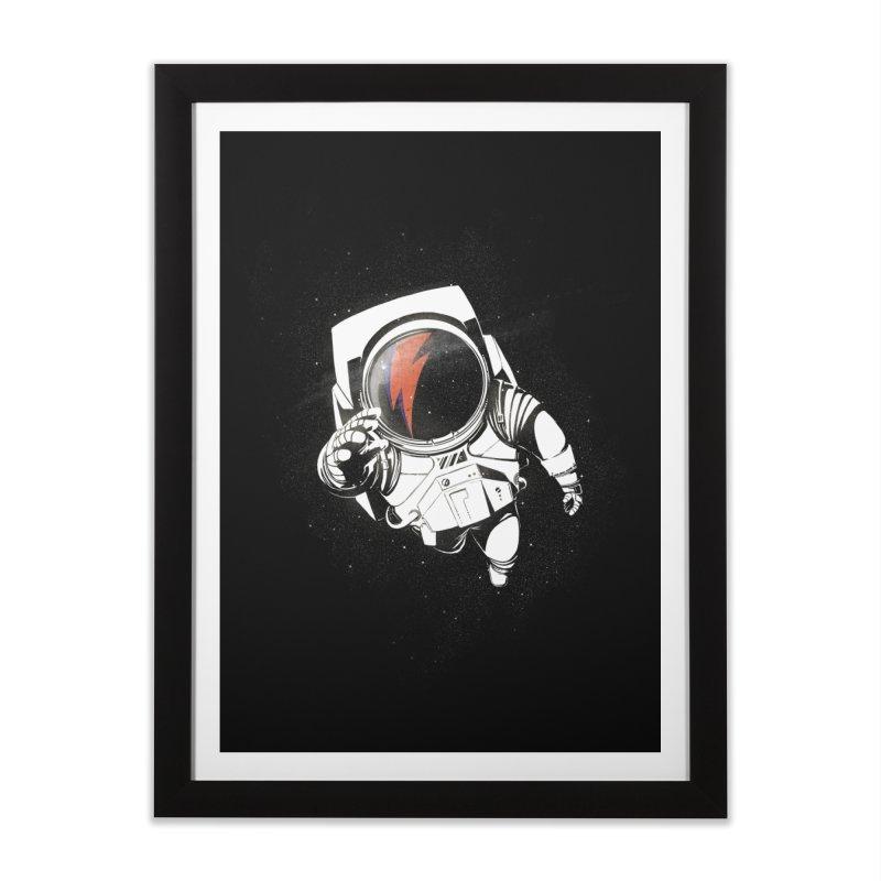 Stardust Home Framed Fine Art Print by Stuff, By Alan Bao