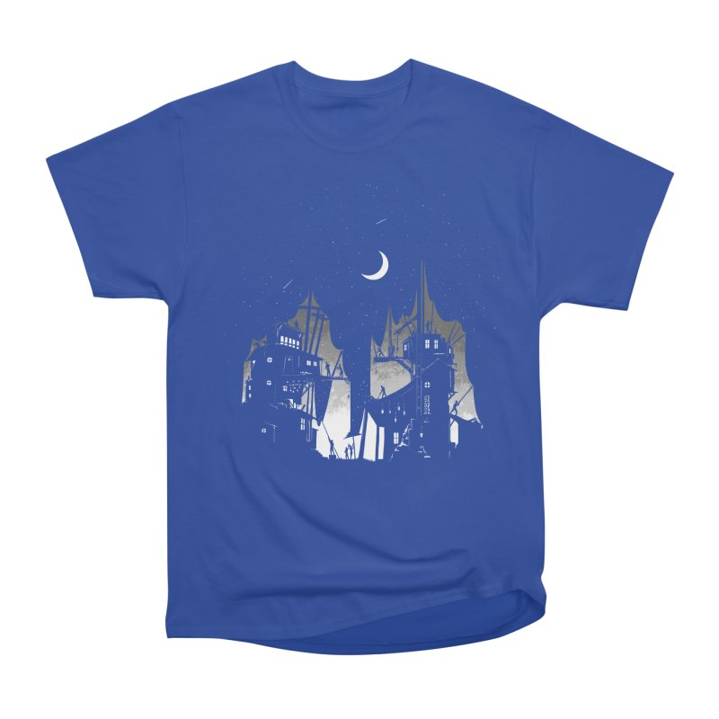 Nightfall Women's Classic Unisex T-Shirt by Stuff, By Alan Bao
