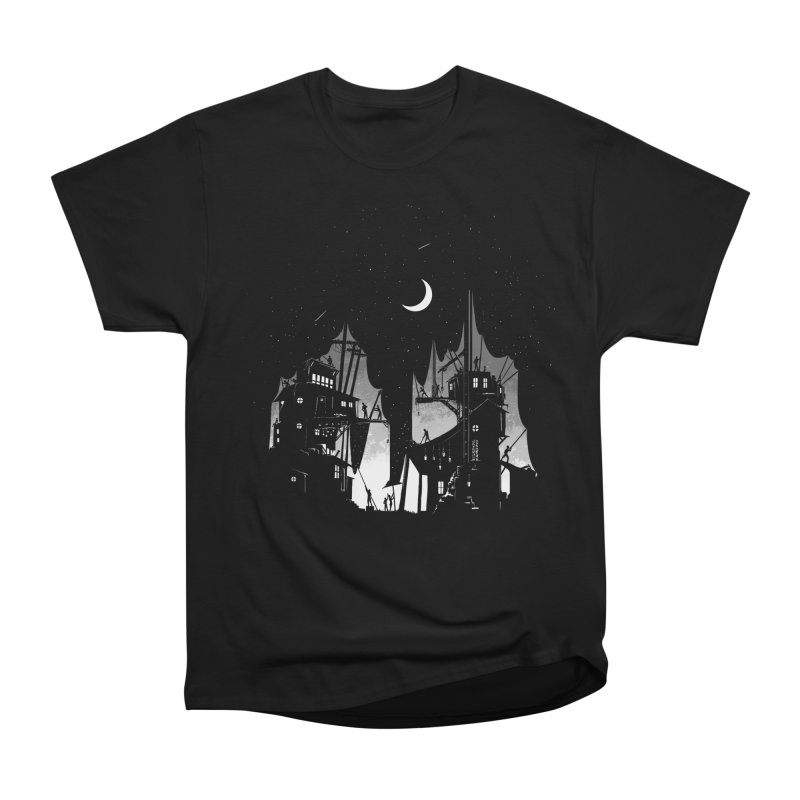 Nightfall Women's Heavyweight Unisex T-Shirt by Stuff, By Alan Bao