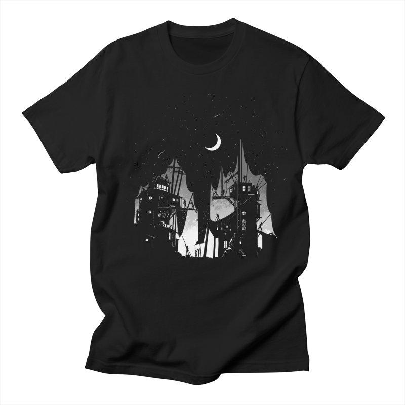 Nightfall Men's T-Shirt by Stuff, By Alan Bao