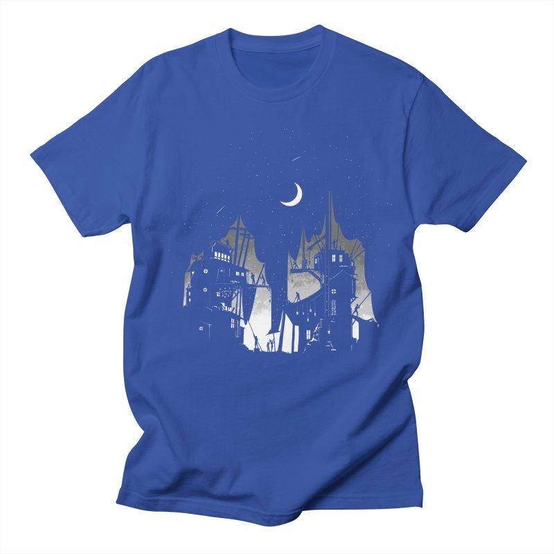 Nightfall Women's Unisex T-Shirt by Stuff, By Alan Bao