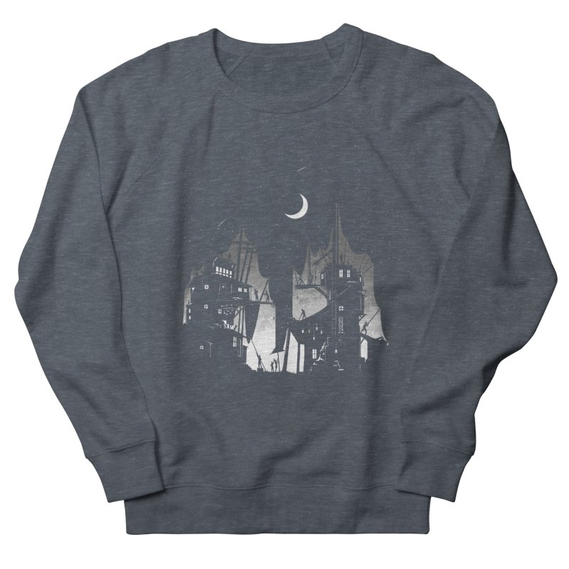 Nightfall Men's Sweatshirt by Stuff, By Alan Bao