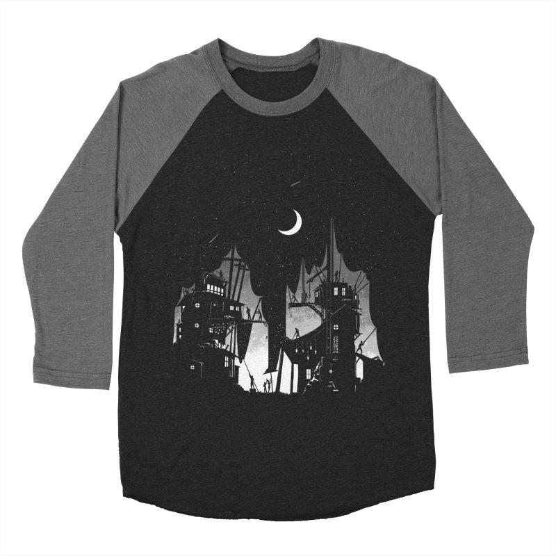 Nightfall Women's Baseball Triblend T-Shirt by Stuff, By Alan Bao