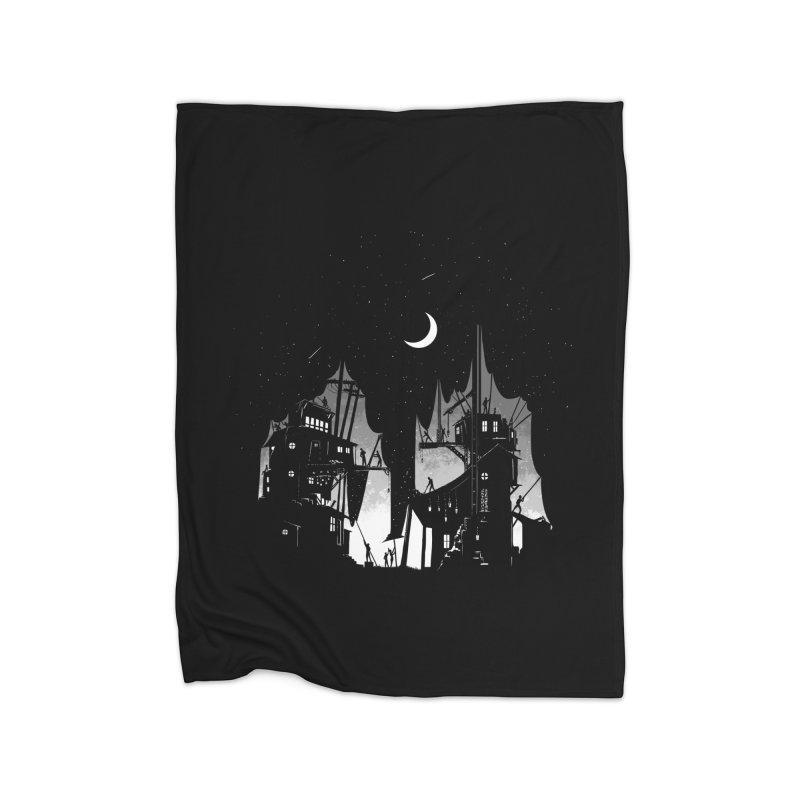 Nightfall Home Blanket by Stuff, By Alan Bao