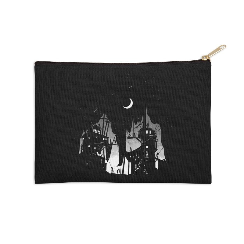 Nightfall Accessories Zip Pouch by Stuff, By Alan Bao