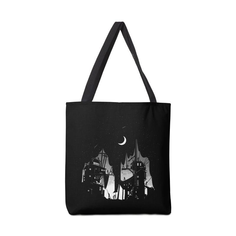 Nightfall Accessories Bag by Stuff, By Alan Bao